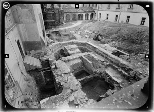 Staré Brno,rotunda,foto-Bálek